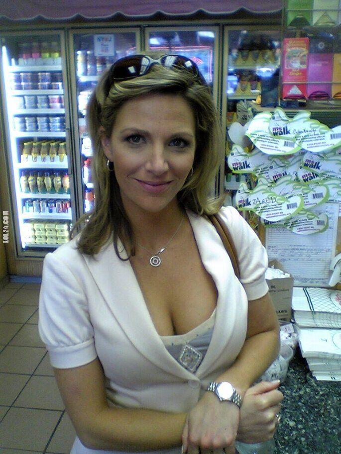 kobieta : Milf na zakupach