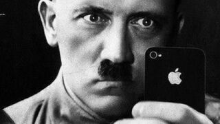 Hitler's iPhone