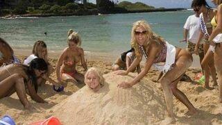 zabawy w piasku