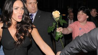 Megan Fox - Flower Fail