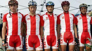 Polska drużyna kolarska