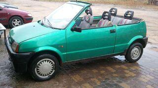 Fiat cinquecento 700 cabrio