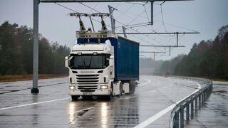 Ciężarówka elektryczna?