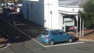 Idealne miejsce parkingowe...