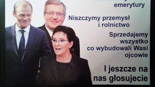 Dziękujemy Wam Polacy!