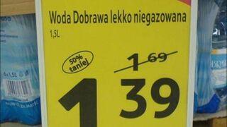 """""""Woda Dobrawa lekko niegazowana"""""""
