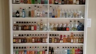Biblioteczka alkoholowa