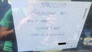 """""""Sprzedam Cikłoczęto 900"""""""