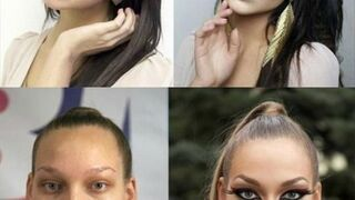 THE POWER OF MAKE UP