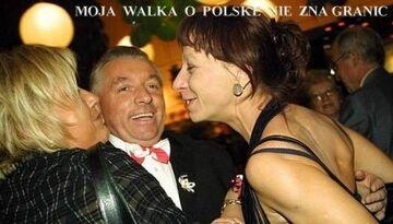 Jego walka o Polskę nie zna granic