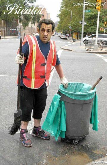 Sarkozy po wyborach