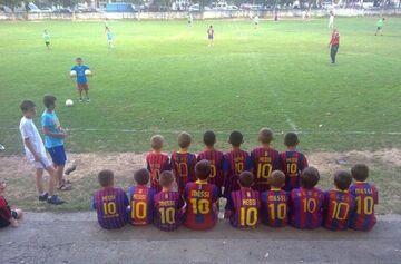 Piętnastu Messi?