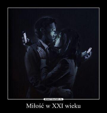 Miłość w XXI w.