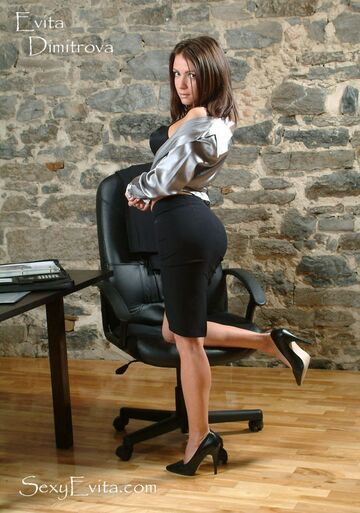 Sekretarka - Evita Dimitrova