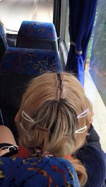 Doczepiane włosy