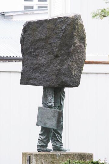 Pomnik anonimowego biurokraty