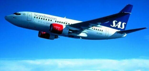 Niewidomy pasażer leciał trzymając się podwozia samolotu