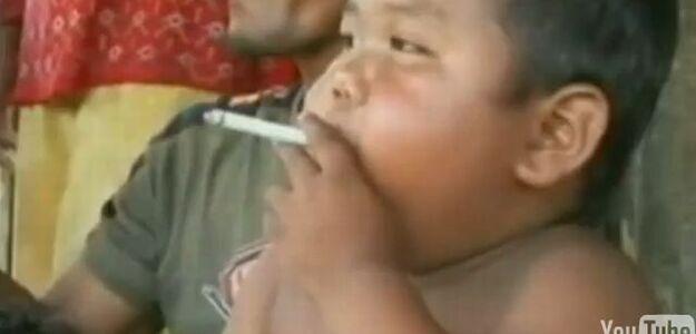 Dwulatkowi udało się rzucić palenie