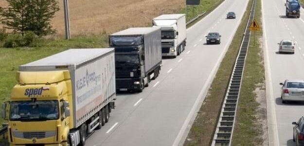 Będzie rewolucja w ciężarówkach? Mają być okrągłe!