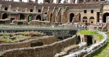 Po 25 latach zwrócili kawałek Koloseum