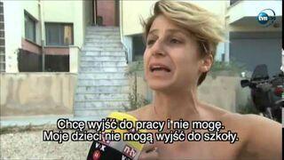 Mieszkanka Lesbos o uchodzcach