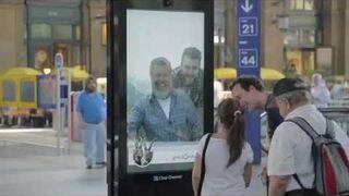 Pozytywna reklama ze Szwajcarii