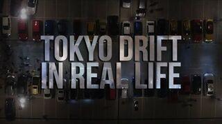 Tak wyglądałby Tokio Drift w Polsce