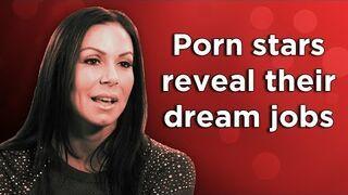 Praca marzeń wg gwiazd porno