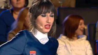 """Ciekawy występ w gruzińskiej wersji """"Mam Talent"""""""