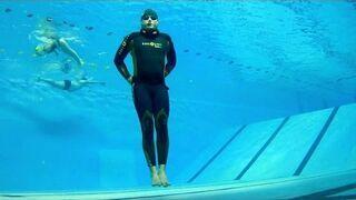 Freestyle pod wodą