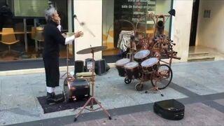 Najlepszy uliczny występ muzyczny