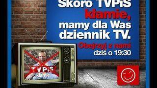 """Nowoczesna sparodiowała """"Wiadomości"""" TVP"""