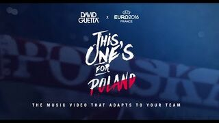 David Guetta ft. Zara Larsson - This One's For You Poland
