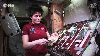 Gotowanie w kosmosie