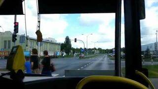 Moherowa babcia robi awanturę w autobusie