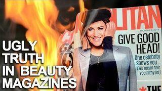 Brutalna prawda o kolorowych magazynach dla kobiet