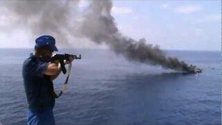 Jak Rosyjska Marynarka radzi sobie z Somalijskimi piratami