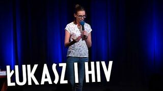 Magda Kubicka vs. publiczność - Łukasz i HIV