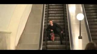Escalators and Russian