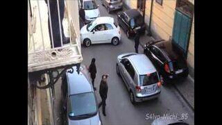 Włochy - Najgorszy kierowca na drodze