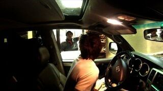Epic Drive Thru Shake Weight Prank