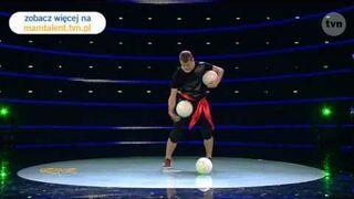 Mam Talent VI. Marek Born. Półfinał