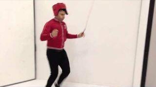 Paranienormalni-Balcerzak jak Rocky
