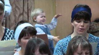 Dziecko które czuje muzykę