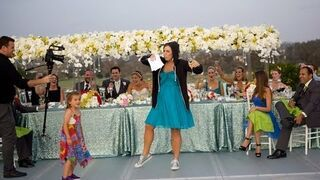 Najlepszy toast Druhna na ślubie - Eminem!