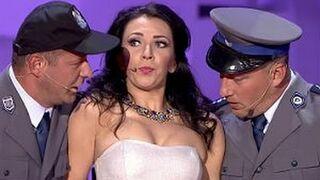 Bliskie spotkanie z policją - Nowaki