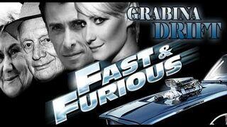 Fast and Furious : GRABINA DRIFT (m jak miłość)