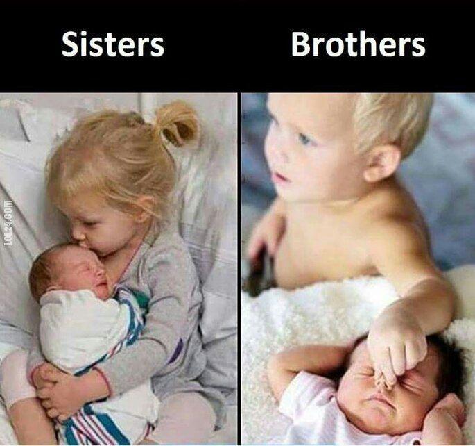mem : Siostra vs Brat