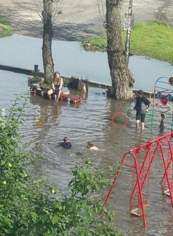 inne : To jeszcze plac zabaw, czy aquapark?