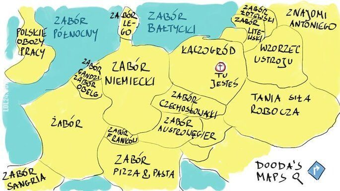 polityczna : Prezydencka mapa Europy